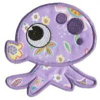 Sea Squirts Applique Too