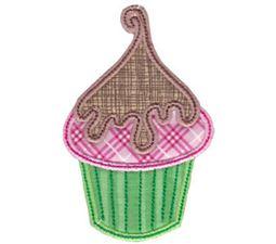 Simply Cupcakes Applique 6