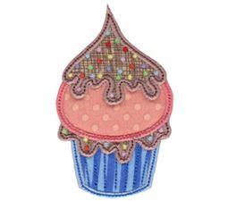 Simply Cupcakes Too Applique 1
