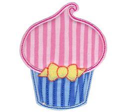 Simply Cupcakes Too Applique 10