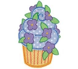 Simply Cupcakes Too Applique 11