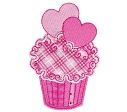 Simply Cupcakes Too Applique 14