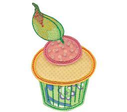 Simply Cupcakes Too Applique 3