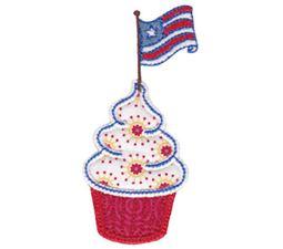 Simply Cupcakes Too Applique 9