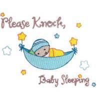 Sleepy Baby Sentiments