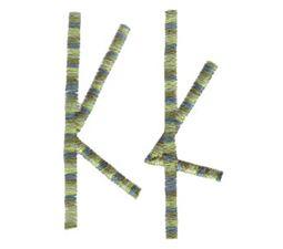 Slender Alphabet k