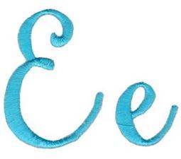 Smoothie Shoppe Alphabet E