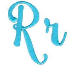 Smoothie Shoppe Alphabet R