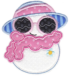 Snowbusiness Applique 9