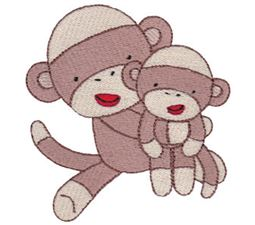 Sock Monkeys 3