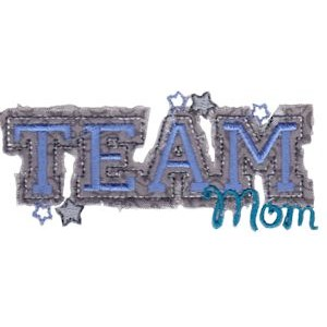 Embroidery Design Set - Sports Mom 10