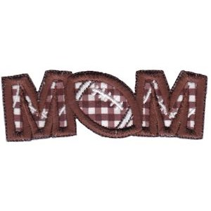 Embroidery Design Set - Sports Mom 12