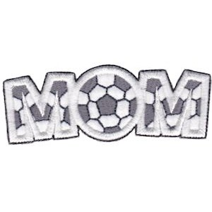 Embroidery Design Set - Sports Mom 13