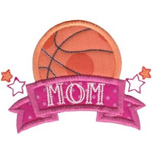 Embroidery Design Set - Sports Mom 15