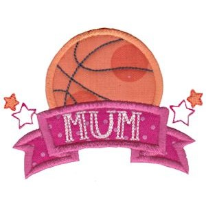 Embroidery Design Set - Sports Mom 16