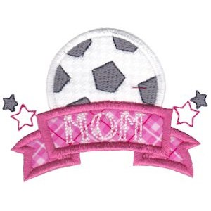 Embroidery Design Set - Sports Mom 17