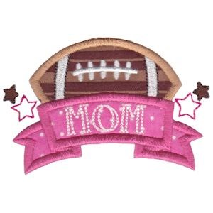 Embroidery Design Set - Sports Mom 2