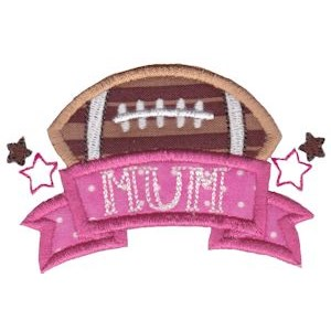 Embroidery Design Set - Sports Mom 3