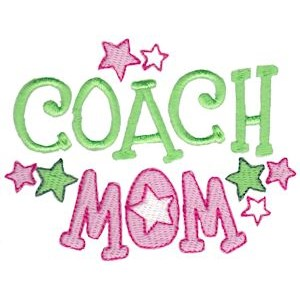 Embroidery Design Set - Sports Mom 8