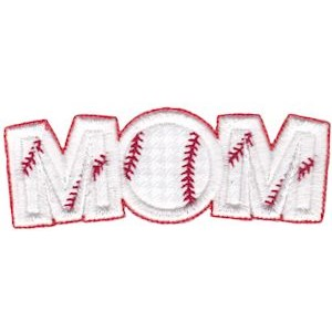 Embroidery Design Set - Sports Mom 9
