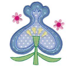 Spring Splendour Applique 19