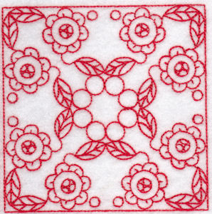 Spring Time Quilt Blocks 8