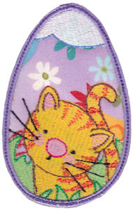 Sweet Eggs Applique 14