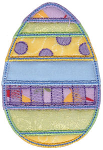 Sweet Eggs Applique 15