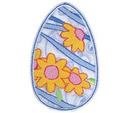 Sweet Eggs Applique 4