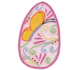 Sweet Eggs Applique 7