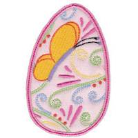 Sweet Eggs Applique