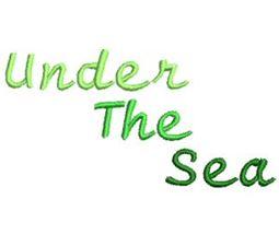Sweet Sea Applique 15