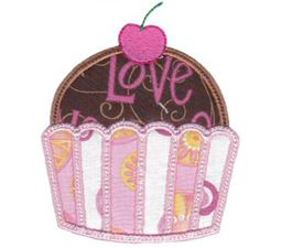 Sweet Thing Applique 9