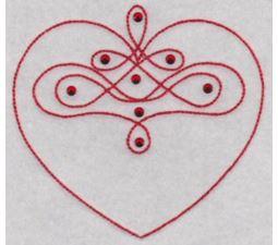 Swirled Hearts 7