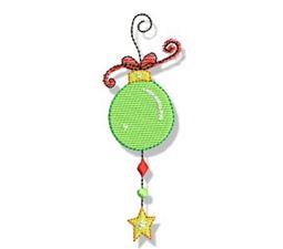 Swirly Christmas 11