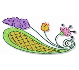 Swirly Spring 5