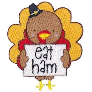 Embroidery Design Set - Thanksgiving Sentiments Too 9
