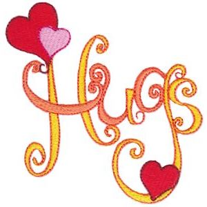 Embroidery Design Set - Too Cute Valentine 10
