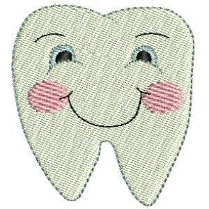Embroidery Design Set - Tooth Fairy 1