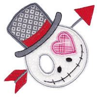 Embroidery Design Set - Tweens Applique