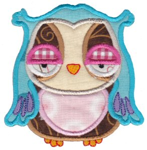 What A Hoot Applique 4