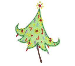 Whimsy Christmas Applique 2