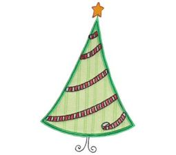 Whimsy Christmas Applique 4