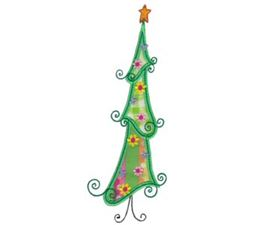 Whimsy Christmas Applique 6