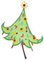Whimsy Christmas Applique