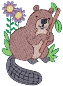 Machine Embroidery Designs  Woodland Animals  Bunnycup