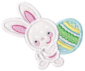 Bunny Egg 1