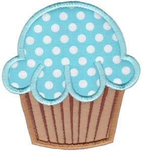 Cupcake 1 Applique