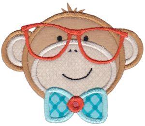 Monkey 1 Applique
