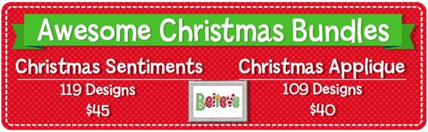 Christmas Sentiments Bundle